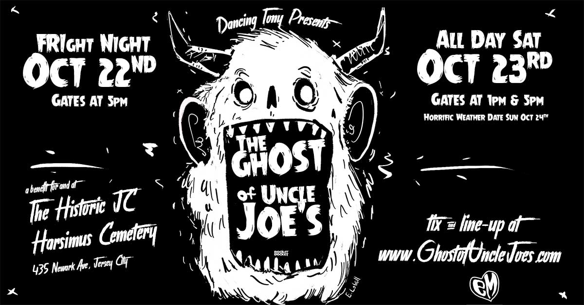The Ghost of Uncle Joes 2021